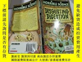 二手書博民逛書店disgusting罕見digestion惡心的消化Y212829 不祥 不祥