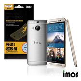 iMos Touch Stream HTC one(M9+)霧面抗污防反光保護貼