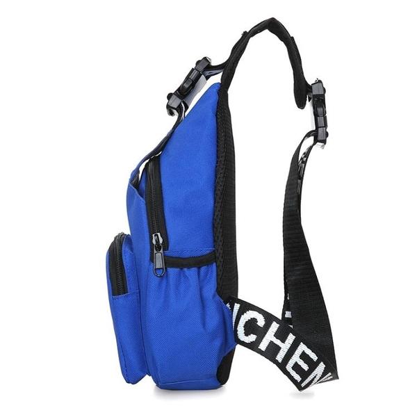 秒殺價兒童包包戶外斜背包潮包包韓版兒童胸包男孩子輕便小學生側背包旅遊小背包 童趣屋