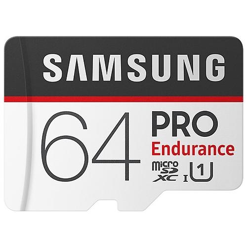 Samsung 三星 PRO Endurance 64GB microSDXC 記憶卡