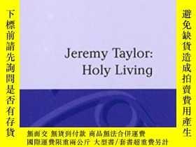 二手書博民逛書店Holy罕見Living And Holy Dying: Volume I: Holy Living (|c Oe