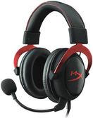 金斯頓 HC2 電競耳機 紅色