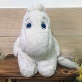 尼德斯Nydus~* 日本正版 嚕嚕米 Moomin 姆明 絨毛玩偶 娃娃 坐姿 S 約16cm