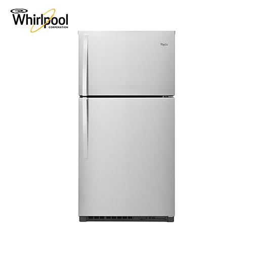 [Whirlpool 惠而浦]622公升雙門冰箱極智系列 WRT541SZDM