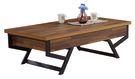 【南洋風休閒傢俱】茶几系列-茉莉集層柚木大茶几 邊桌 角桌 沙發桌 咖啡桌 (JF249-2)
