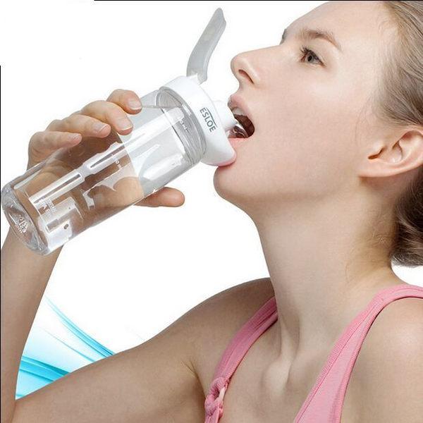 【UTmall】韓國ESLOE分享杯 女士隨手杯塑膠杯子#394