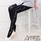 Amiss【A132-41】狠腳色‧經典印花✿側邊玫瑰花條
