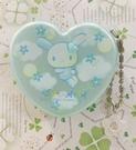 【震撼精品百貨】U-Sa-Ha-Na_花小兔~三麗鷗~心型小置物盒-小花*77002