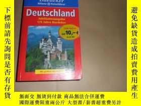 二手書博民逛書店Baedeker罕見Allianz Reiseführer, D