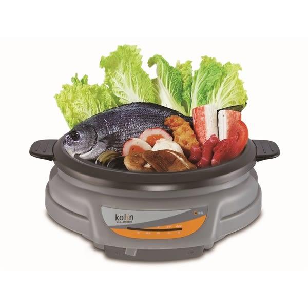 【歌林】3.6L多功能料理鍋/美食鍋KHL-MN3605 保固免運-隆美家電