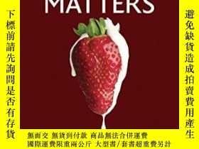 二手書博民逛書店Taste罕見MattersY364682 John Prescott Reaktion Books 出版2