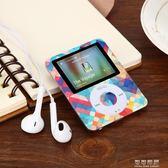佳捷訊英語MP3超薄MP4播放器男女學生小蘋果mp6隨身聽錄音外放p3 流行花園
