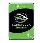 Seagate 希捷 BarraCuda 新梭魚 1TB 3.5吋 SATA HDD ST1000DM010