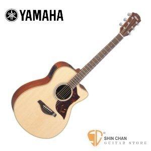 YAMAHA 山葉 AC1M 單板可插電民謠吉他 另贈好禮【電木吉他/AC-1M】