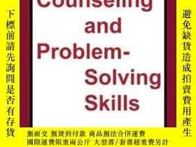 二手書博民逛書店Learning罕見Counseling And Problem-solving Skills (with Ins