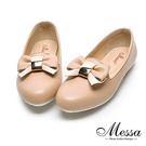 【Messa米莎專櫃女鞋】MIT蝴蝶綁帶...