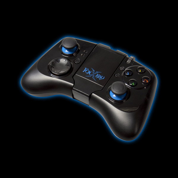 [富廉網] FOXXRAY 爭戰鬥狐 FXR-SGP-01 藍牙遊戲控制器 狐鐳 破軍鬥狐替代新機種