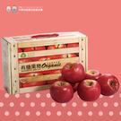 清淨生活 有機富士蘋果禮盒(一盒免運)(全程低溫宅急配送)