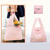 文青風 可折疊收納購物袋 獨具衣格