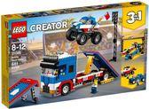 樂高LEGO CREATOR 行動特技表演 31085 TOYeGO 玩具e哥