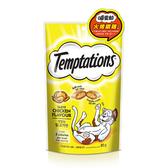【寵物王國】Temptations喵愛餡 貓餡餅(火烤嫩雞口味)85g