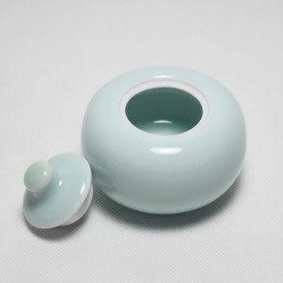 龍泉青瓷 首飾收納裝飾罐