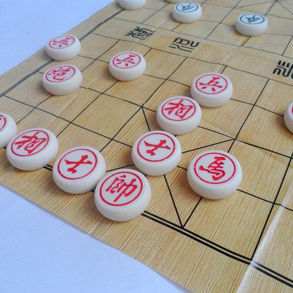玉化石中國象棋 3.0型號 玉化石防摔耐磨