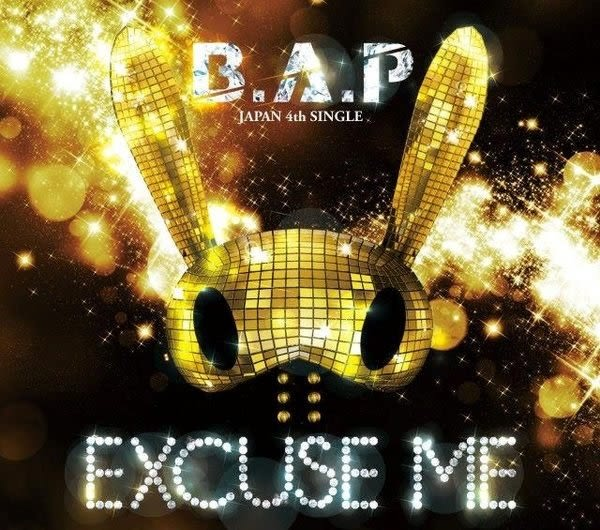 B.A.P EXCUSE ME CD附DVD 台壓盤 BAP   (購潮8)