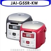 虎牌【JAI-G55R-KW】3人份-TACOOK電子鍋黑色