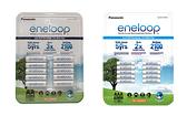 (公司貨)日本製 Panasonic eneloop 低自放充電池 10顆裝 送電池盒X2