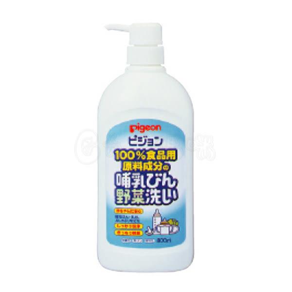 貝親瓶裝奶瓶清潔劑800ml【六甲媽咪】