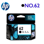HP NO.62/C2P04AA 原廠墨水匣 (黑)