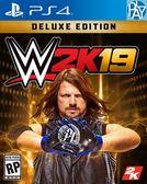 PS4-WWE 2K19 豪華版  PLAY-小無電玩