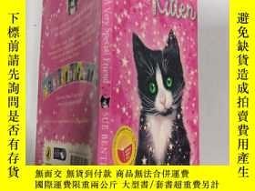 二手書博民逛書店magic罕見kitten 魔法小 貓,Y200392
