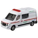 TOMICA 多美小汽車NO.044 日產 NV400 EV 救護車_ TM044A5