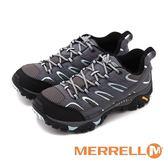 MERRELL  MOAB 2 GORE-TEX防水登山運動鞋 女鞋-灰(寬楦版)