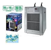 {台中水族}日本第GEX  冷卻機冷水機GXC-200 出清價