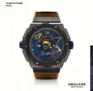 【NSQUARE】/ SKULL聯名錶(男錶 女錶 Watch)/G0485-N15.5/台灣總代理原廠公司貨兩年保固