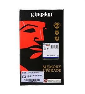 Kingston 4GB DDR4 2400 桌上型記憶體