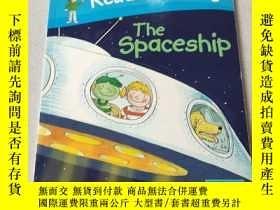 二手書博民逛書店The罕見spaceship:宇宙飛船Y212829