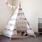 野餐帳篷 遊戲屋【收納屋】熱氣球嘉年華五杆帳篷&DIY組合傢俱