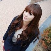 整頂假髮(長髮)-日韓蓬鬆性感魅力女假髮3色73ef49【時尚巴黎】