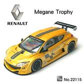 Amuzinc酷比樂 原廠授權合金車 1/24 雷諾Renault Megane Trophy
