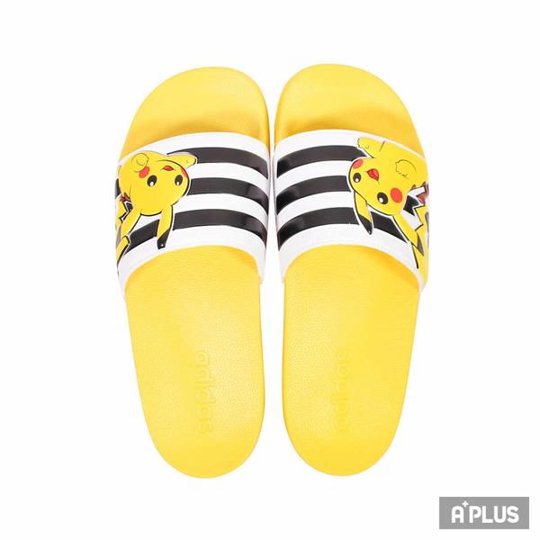 ADIDAS 女 ADILETTE SHOWER K 拖鞋 - FW7430
