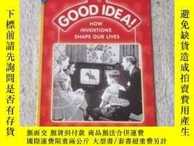 二手書博民逛書店Good罕見Idea!(Social Studies Scott