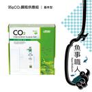 ISTA伊士達 CO2鋼瓶供應組 基本型【95g】含調節器 計泡細化 水草冒泡 台灣製造 立即種 魚事職人