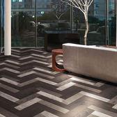 地板卷材  耐磨捲材 人字型木紋 客廳 廚房 門市 展示廳用   SS-3303