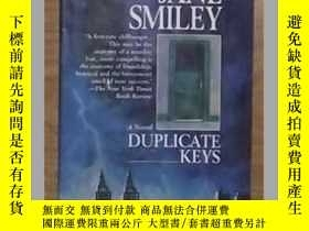 二手書博民逛書店英文原版罕見Duplicate Keys by Jane Smi