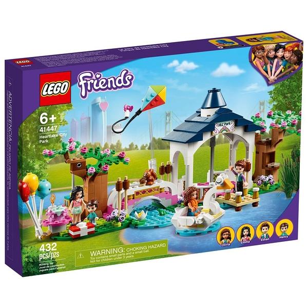 樂高積木 LEGO《 LT41447 》Friends 姊妹淘系列 - 心湖城公園 / JOYBUS玩具百貨