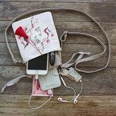 手機包 夏天小包包女2019新款小仙女中國風時尚百搭單肩斜挎包零錢手機包